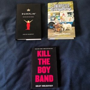 Young Adult Book Bundle
